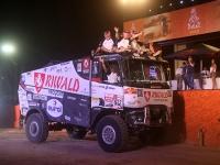 PHOTO-NICK&WILLY WEYENS DAKAR RALLY 2019      100% PERU